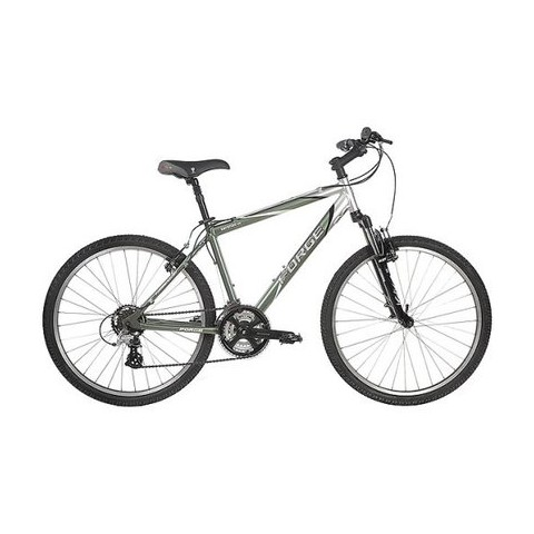 "Forge Mens Saranac CM  17"".5 Comfort Bike - Gray"