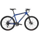 "Forge Mens Sawback Hard Trail 5xx 19"" Mountain Bike - Blue"