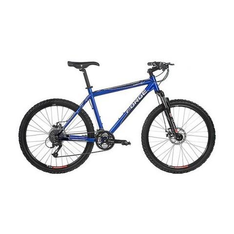 """Forge Mens Sawback Hard Trail 5xx 19"""" Mountain Bike - Blue"""