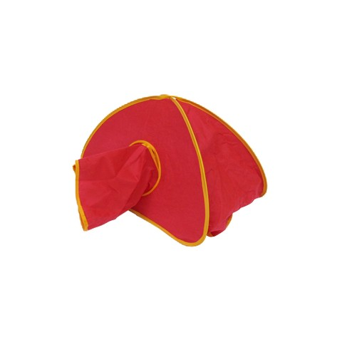 Crinkle Cat Cave - Red