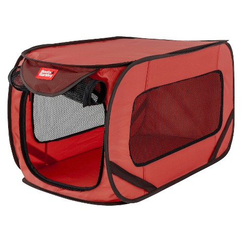 Boots & Barkley™ Medium Pop Open Dog Kennel