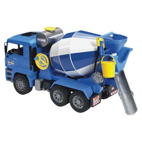Bruder Toys MAN Cement Mixer