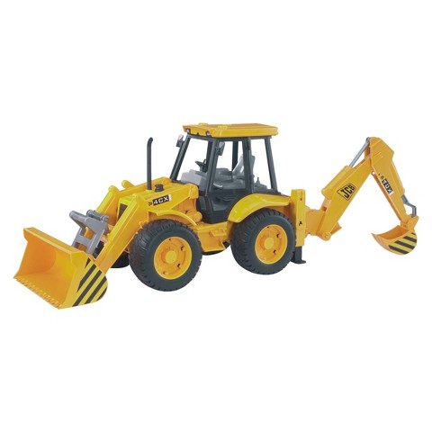 Bruder Toys Loader Backhoe