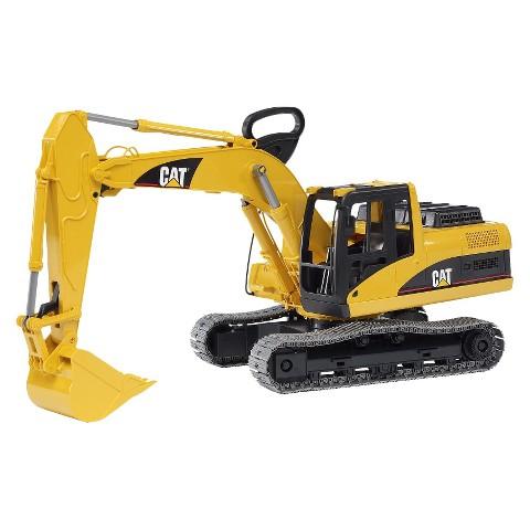Bruder Toys Caterpillar Excavator product details page: www.target.com/p/bruder-toys-caterpillar-excavator/-/A-10489978
