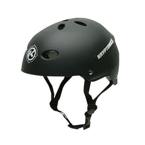 Kryptonics Adult Helmet - Black