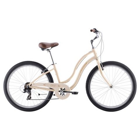 Forge Womens  Coco 15 Comfort Style Bike - Brown