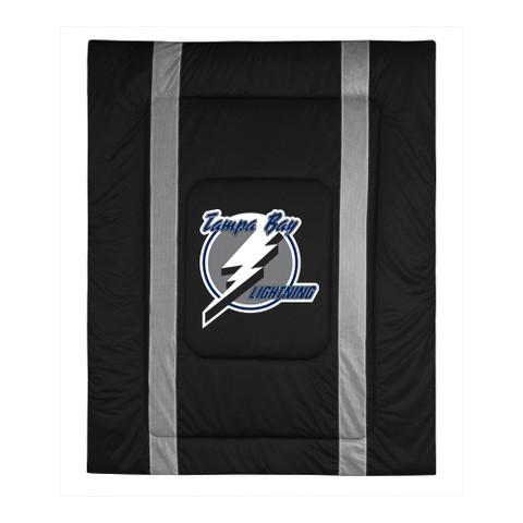Tampa Bay Lightning Comforter