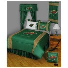 Minnesota Wild Bedding Collection