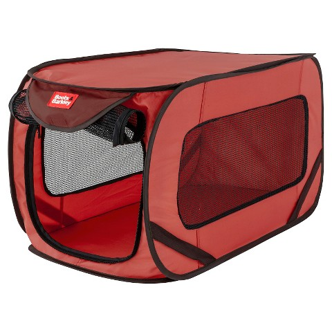 Boots & Barkley™ Large Pop Open Dog Kennel