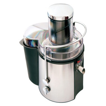 KOOLATRON TOTAL CHEF JUICIN' POWER JUICER - STAINLESS STEEL (KMJ01)