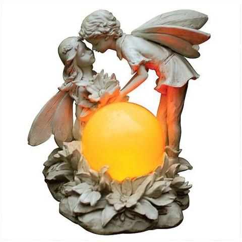 Solar Kissing Fairy
