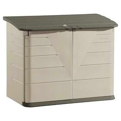 Rubbermaid Horizontal Storage Shed