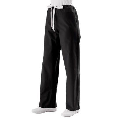 Medline Unisex Reversible Scrub Pants with Drawstring