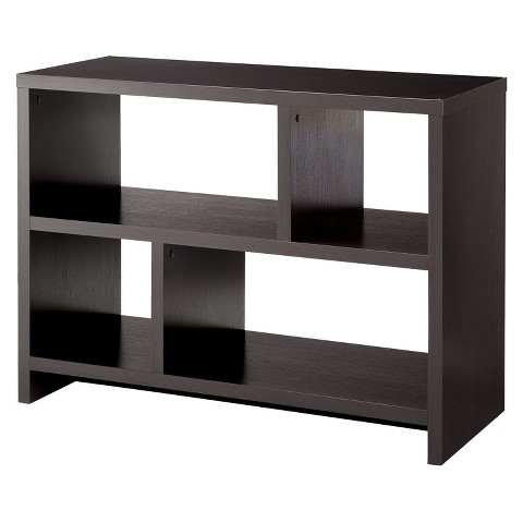 Hollow Core Console Table/Bookcase - Convenience Concepts