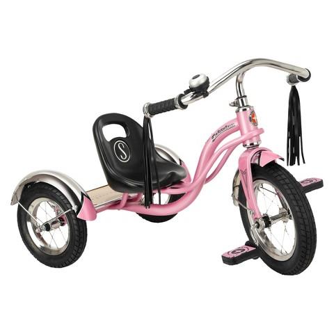 """Schwinn Roadster 12"""" Trike - Pink"""