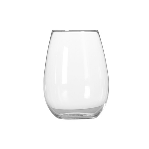 The Wine Enthusiast U Chardonnay Wine Tumblers Set of 2