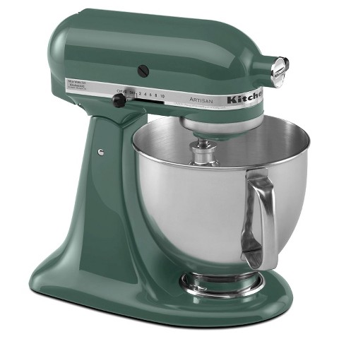 Kitchenaid artisan stand mixer ksm150 target - Kitchenaid mixer bayleaf ...