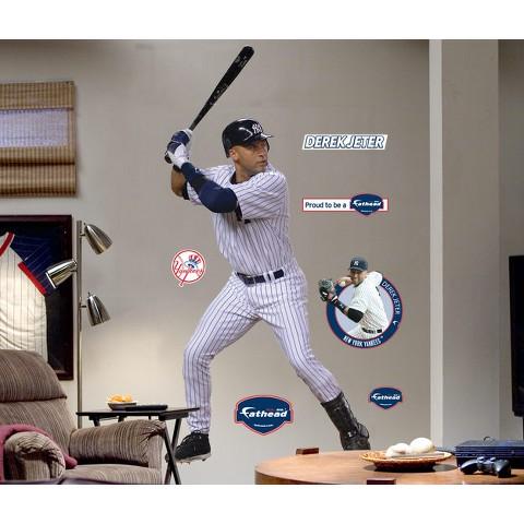 New York Yankees Derek Jeter Wall Decor