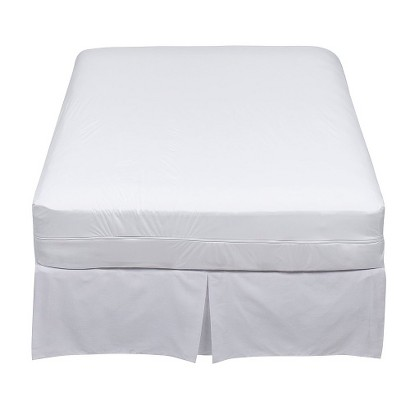 Extra Long Twin Mattress Pads Toppers Cuddledown Bed