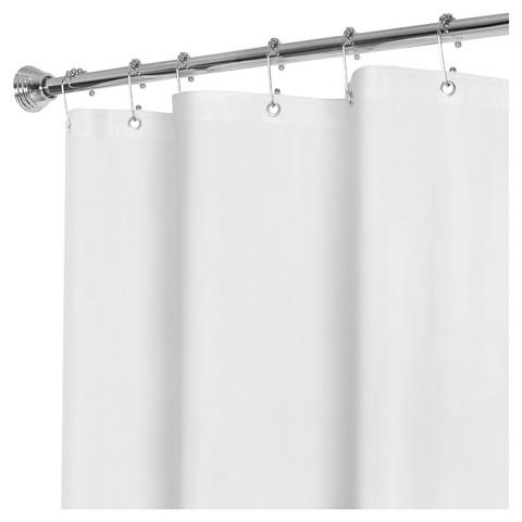 10G Shower Curtain Liner - White