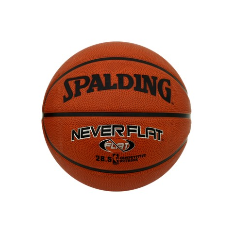 Spalding NEVERFLAT outdoor basketball size 28.5