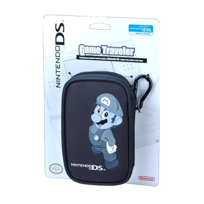 Mario Play Through Case for Nintendo DS - Black