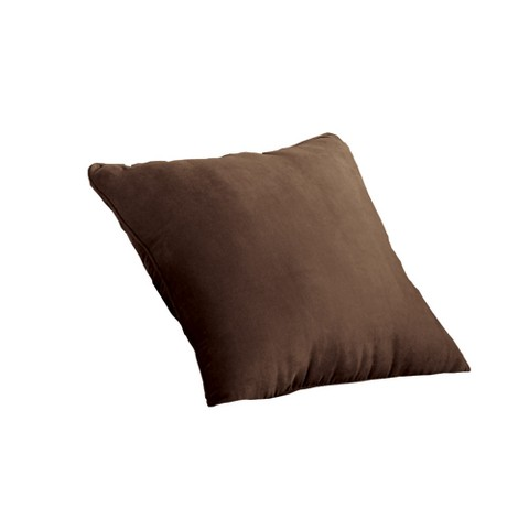 Sure Fit Suede Pillow