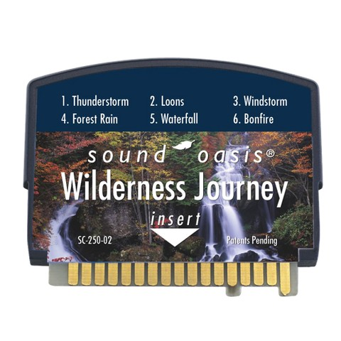 Sound Oasis Wilderness Journey Sound Card (SC-250-02)