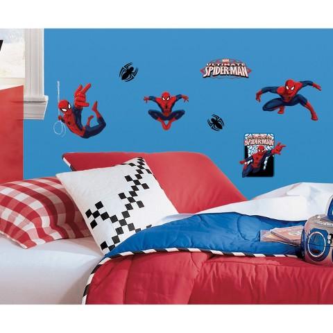 Spider-Man Peel-and-Stick Appliqués
