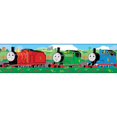 Thomas the Tank Engine Peel-and-Stick Border