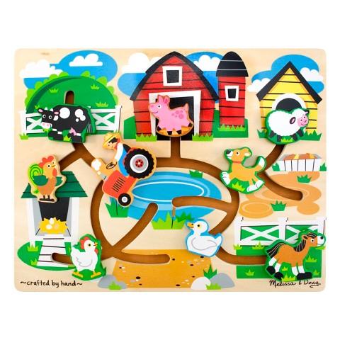 Melissa & Doug® Farm Maze