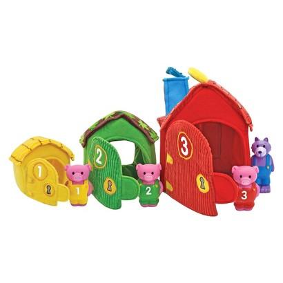 Melissa & Doug® Three Little Pigs Play Set