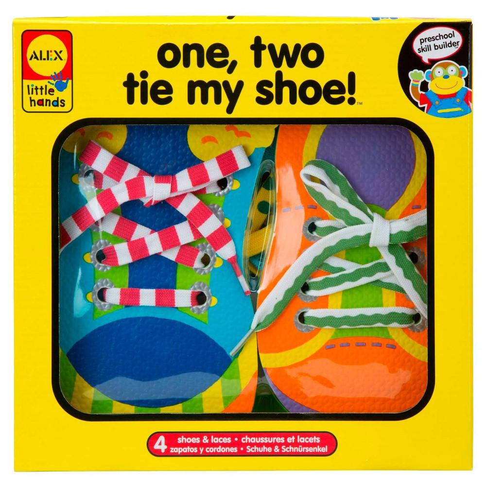 Alex One, Two, Tie My Shoe