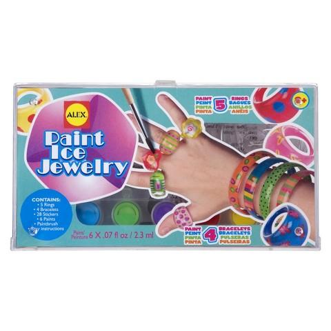 Alex Paint Ice Jewelry Kit