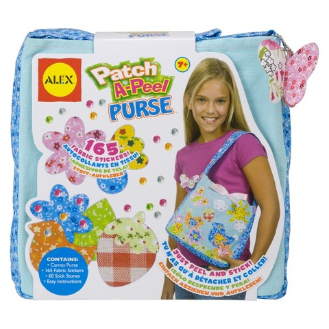 Alex Patch A-Peel Purse Kit