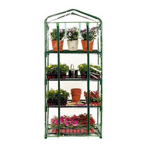4-Shelf Greenhouse