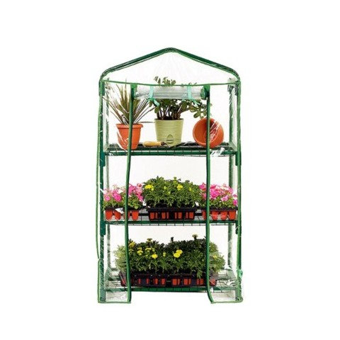 3-Shelf Greenhouse