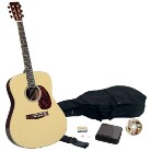 Appalachian SPG-1 Studio Pro Acoustic Guitar Outfit