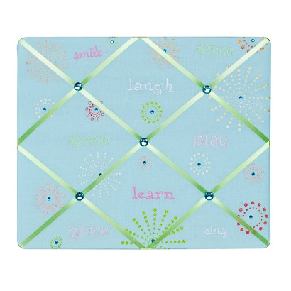 Smile French Memo Board