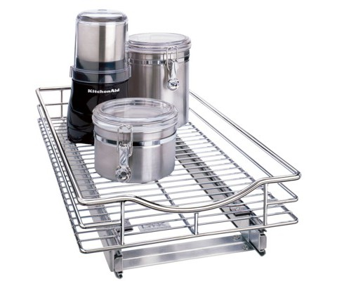"""Lynk 11""""w x 18""""d Professional Roll Out Drawer Ca Tar"""