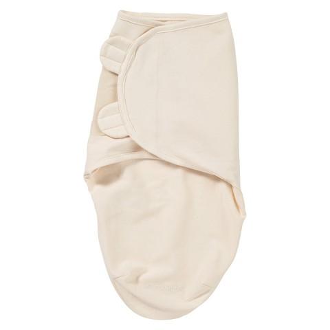 Summer Infant® SwaddleMe® Organic Cotton-Ivory (Small/Medium)