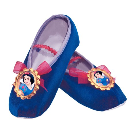 Kids' Snow White Ballet Slippers