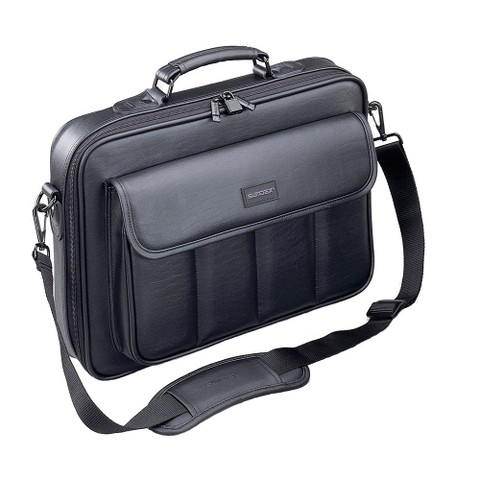 "Sumdex Notebrief - 15.4"" Computer Briefcase - Black"