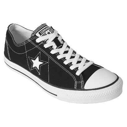Men's Converse® One Star® DX Oxford - Black