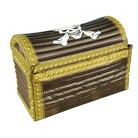 Inflatable Pirate Treasure Chest