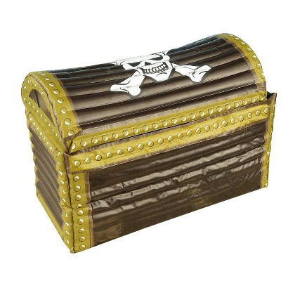 Pirate Inflatable Treasure Chest