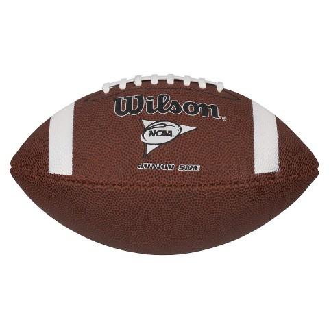 Wilson NCAA Supreme Junior Football