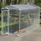 Champion Box Kennel and Cover - 15'