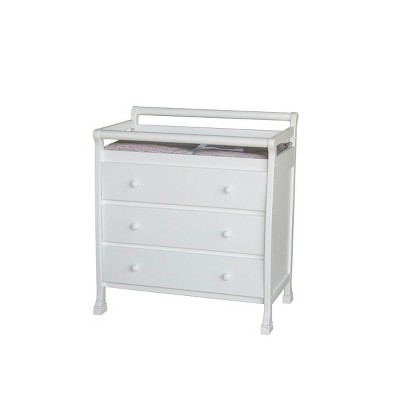 DaVinci Kalani 3-Drawer Changer Dresser - White