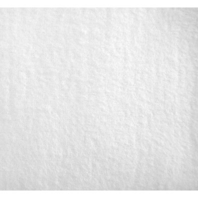 Organics by Tadpoles Fitted Crib Sheets Set of 2 - White